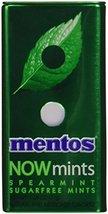 Mentos Now Mints, Spearmint, - $29.99