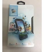 Nuud Lifeproof Case Galaxy S4, BLACK, Water-Snow-Dirt-ShockProof, Screen... - $8.79