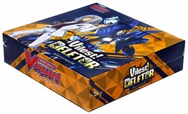 Cardfight Vanguard: V Booster Box - Vilest! Deletor V-BT04 - $53.80