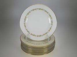 Syracuse China Madison Bread & Butter Plates Se... - $42.97