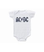 AC/DC Onesie Shirt - $15.00