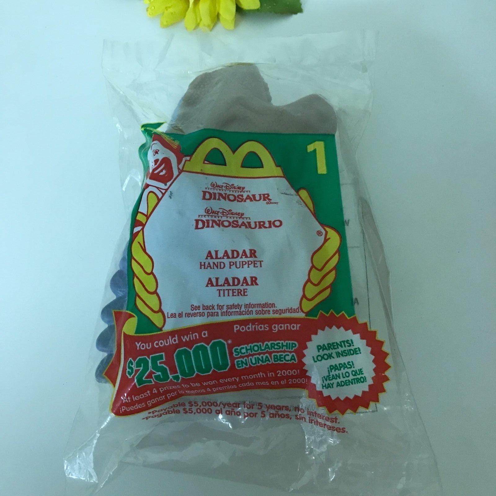 mcdonalds 100 years of Magic 26 unopened bags* disney