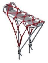 Trans It Rear Bike Rack Silver Aluminum - $9.89