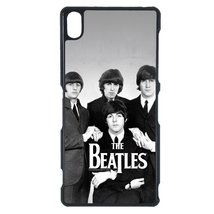 Beatles Sony Z3 case Customized premium plastic phone case, design #6 - $12.86