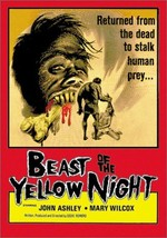 Beast of the Yellow Night [DVD]