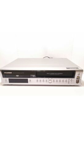 Primary image for SYLVANIA DVC850C DVD-VCR COMBO No Remote. Tested , VCR WORKS DVD DONT READ