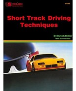 Short Track Driving Techniques [Paperback] Miller, Butch and Smith, Steve - $20.79