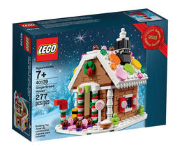 LEGO 40139 Gingerbread House Christmas Holiday Limited Edition 2015 [New] - $117.77