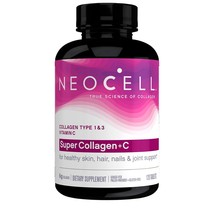 NeoCell Super Collagen +C with Biotin, 120 Tablets, 250 Tablets  or 360 Tablets - $19.99+
