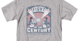 Rocky movie 1976 Fight of the Century Balboa vs Creed graphic t-shirt MGM357 image 3