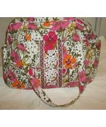 Vera Bradley Baby Diaper Bag Tea Garden New - $69.30