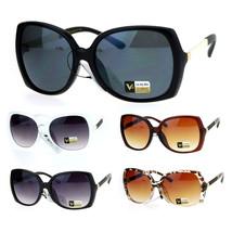 Elegant Unique Arm Diva Designer Butterfly Plastic Womens Sunglasses - $12.95