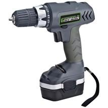 Genesis(TM) GCD18CP 18-Volt Cordless Drill/Driver - $57.41