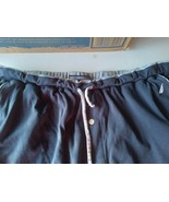 Pajamas men pants 36x28 with pockets by Nautica blue XL - $20.00