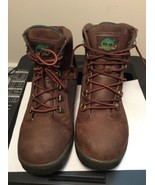 """Kids Timberland 6"""" Leather Field Boots 44992m Size 6.5 Unisex Youth - $27.95"""