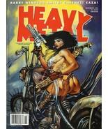 HEAVY METAL MAGAZINE VOL 23 #5 NOV 1999 VF COVER BY ZOOK - $4.95