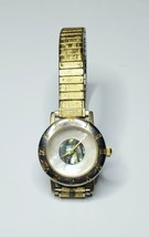 Fossil SC-5488 Women's Watch Mother Of Pearl Face  **Working** - $27.39