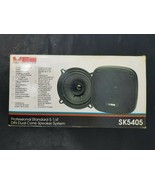 "Mobile Audio Systems SK5405 DIN Dual Cone Speaker System 5.25"" Car Speakers - $37.36"