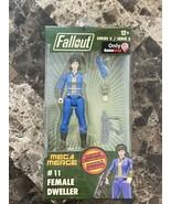 Fallout Mega Merge Series 2 Female Dweller #11 GameStop Exclusive Vault-... - $11.87