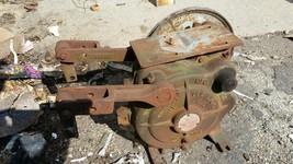 Antique Cast Iron WINDMILL WATER WELL PUMP JACK woodman 20H transmition - $164.50