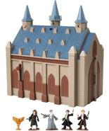 Harry Potter Hogwarts Great Hall Playset Figures Lights Interactive miss... - $24.74