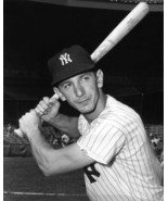 Billy Martin Yankees SFOL Vintage 8X10 BW Baseball Memorabilia Photo - $6.99