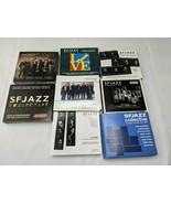SFJazz Collective Live CD 2004 thru 2010 Jazz - $143.96