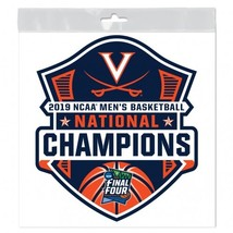 Virginia Cavaliers National Championship Decal, 2019 - $4.99
