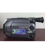 Compact VHS JVC /44x(untested) Free Return - $28.05