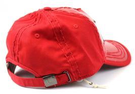 NEW TRUE RELIGION MEN'S PREMIUM SILVER METAL LOGO TRUCKER HAT CAP RED TR1965 image 4