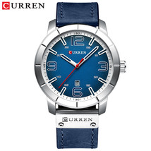 2019 Mens Watches CURREN Top Brand Luxury Quartz Watch Fashion Casual Business W - $34.82