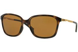 Oakley Game Changer POLARIZED Sunglasses OO9291-02 Tortoise Frame W/ Bro... - $64.34