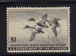 US Duck Stamp Revenue RW12 1945 $95 cv MNH Never Hinged - $25.33