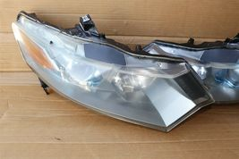 10-11 Honda Insight EX Headlight Lamps Light Set LH & RH image 7