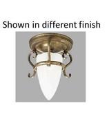 Golden Baroque Finish Semi Flush Mount Ceiling Light Progress Lighting P... - $76.26