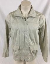 Eddie Bauer Women's Outdoor Camping Long Sleeve Jacket Gray Women's XL - $29.99