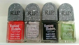 Wet N Wild Fantasy Makers R.I.P Nail Polish Choose Your Color - $3.99