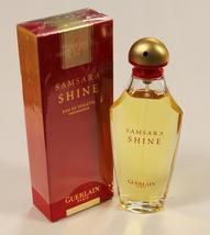 Samsara Shine by Guerlain for Women, 2.5 fl.oz / 75 ml eau de toilette s... - $72.98
