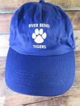 River Bend Tigers Adjustable Hat Adult Cap - $9.89
