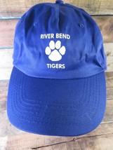 River Bend Tigers Adjustable Hat Adult Cap - $9.89