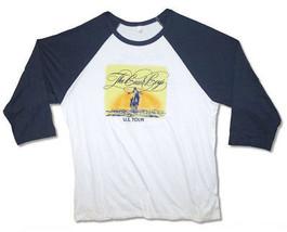 The Beach Boys-2014 US Tour-XXL Raglan Baseball Jersey  T-shirt - $24.18