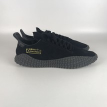 Adidas Originals Kamanda 01 Shoes Men's size 14 Black Carbon BD7903 - $73.26