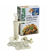 Hutzler Easy Action Cookie Press and Food Decorator - New in Box - $23.66
