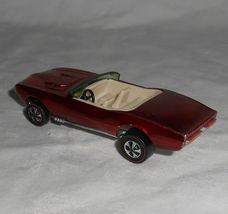 Authentic Miniature Hot Wheels 1967 Red Fire Bird Convertible Diecast Car - $144.95