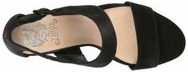 Vince Camuto Jayvid Platform Block Heel Sandals, Multiple Sizes Black VC-JAYVID image 6