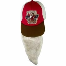 Disney Mens Multicolor Grumpy With A Detachable Beard Snapback Adjustable Hat  - $27.83