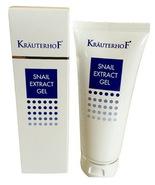 Krauterhof SNAIL EXTRACT GEL 100ml - Increases Elasticity of the Skin - $19.95
