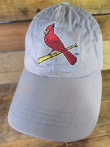 St Louis CARDINALS Baseball SBC Yahoo DSL Adjustable Hat Cap - $9.89