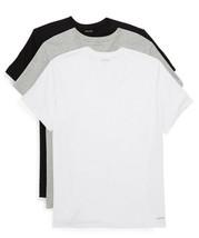 Calvin Klein CK Men's V-Neck Classic Fit T-Shirt Multicolored Pack of 3 size M image 2