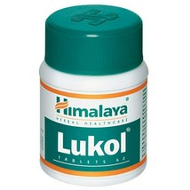 10 Packs X Himalaya LUKOL Tablets (60tab) Each | Fast Shipping - $54.45